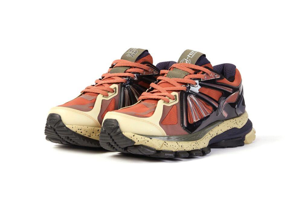 """Коллекция LI-NING """"Future Vintage, Sport Formal"""". Состоящая из обуви и одежды в архивном стиле"""