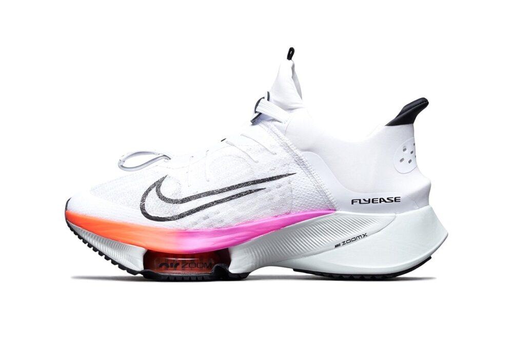 Беговые кроссовки Nike Air Zoom Tempo FlyEase из серии NEXT%