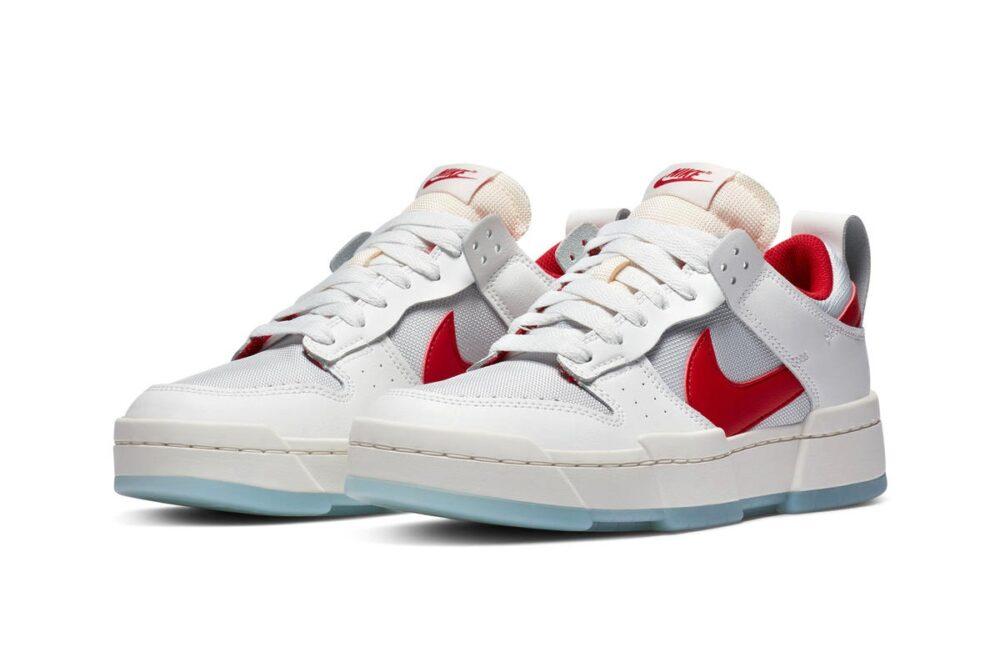 Кроссовки Nike Dunk Low Disrupt - новый вариант классики