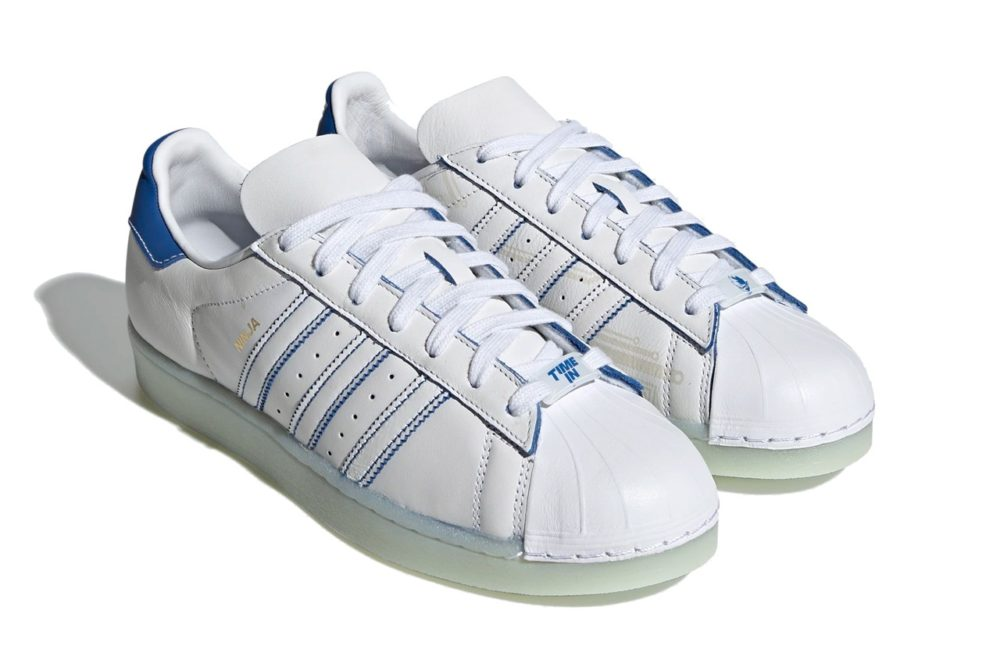 Кроссовки adidas & Ninja Superstar