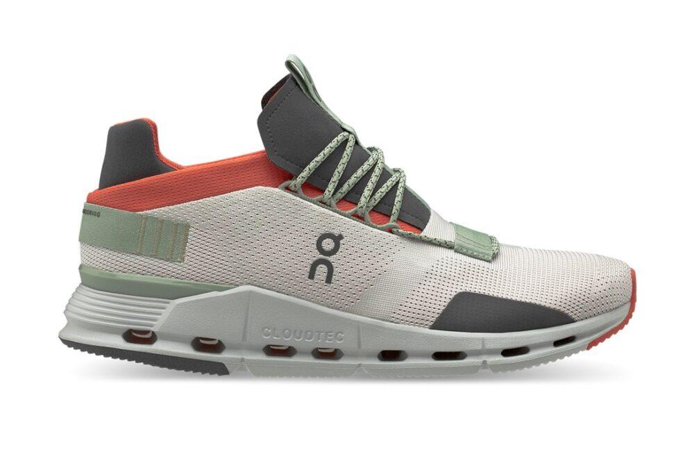 ON выпускает кроссовки Cloudnova в двух цветовых решениях