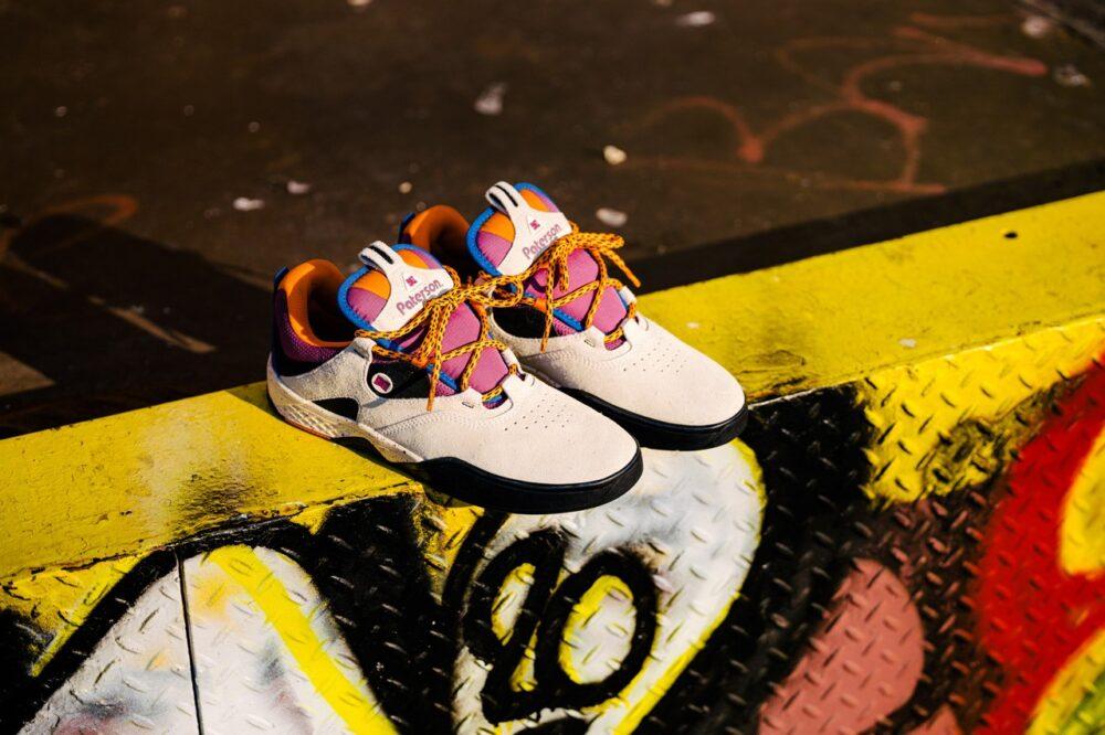 Кроссовки DC Shoes дебютируют в сотрудничестве с Paterson в духе 90-х