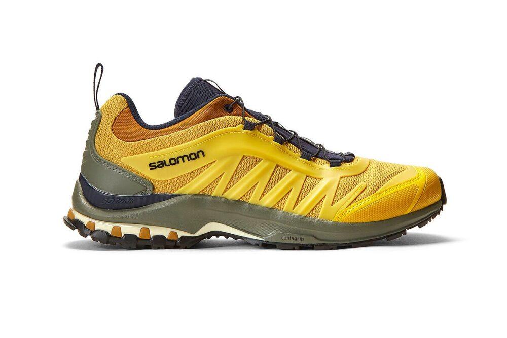 Подходящие для активного отдыха кроссовки Salomon Trail-Ready XA-Pro Fusion
