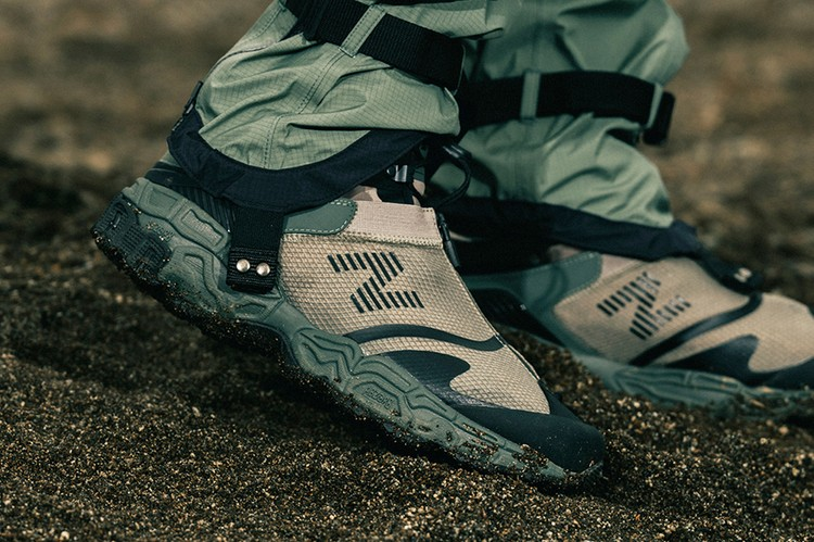 Snow Peak и New Balance представили кроссовки TDS Niobium Concept 1 и высокотехнологичную одежду