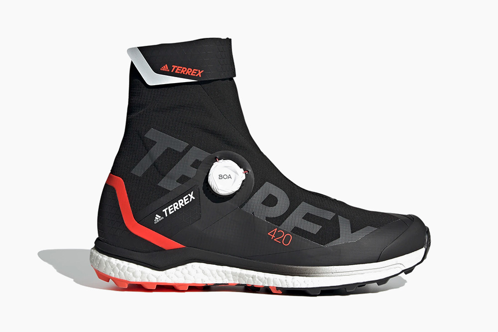 Adidas Terrex Agravic Pro Tech - самая передовая обувь для трейлраннинга