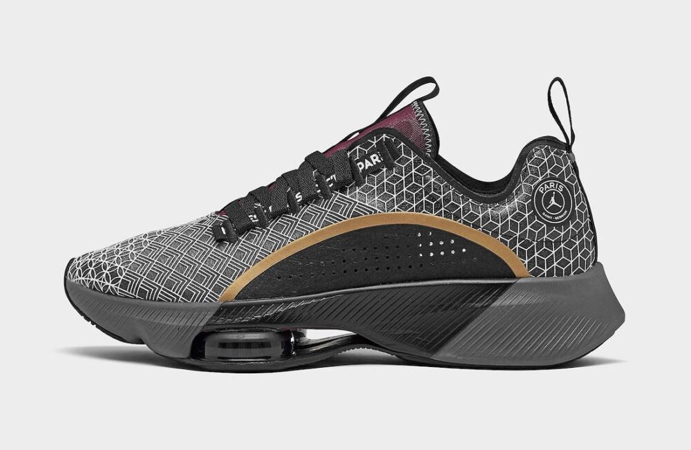 Беговые кроссовки Jordan Air Zoom Renegade PSG