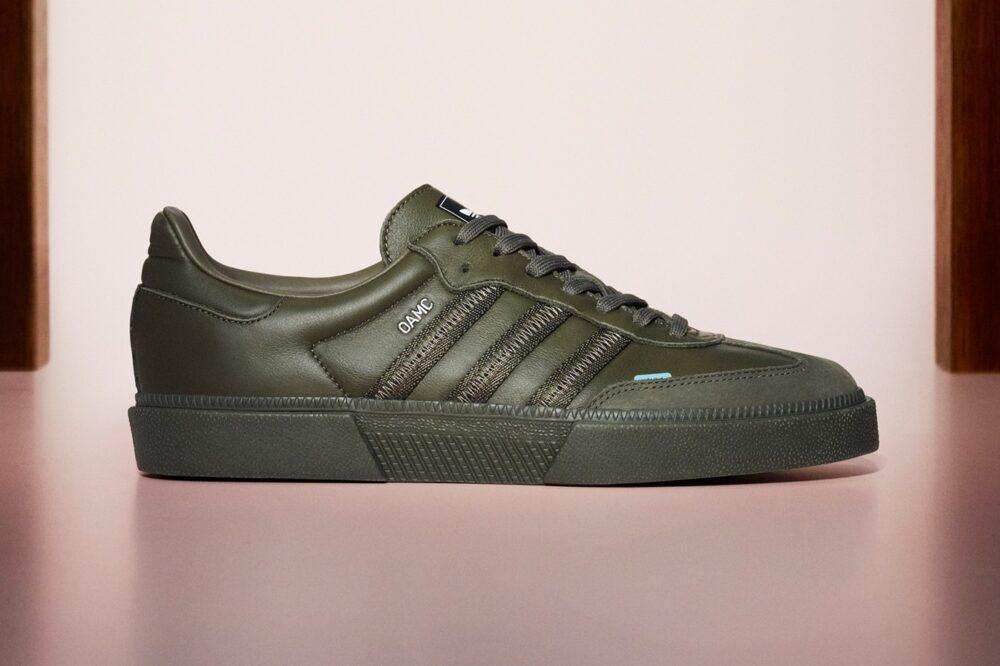 Adidas и OAMC представили коллекцию кроссовок Boisterous FW20. Яркое сочетание синтетических и натуральных материалов