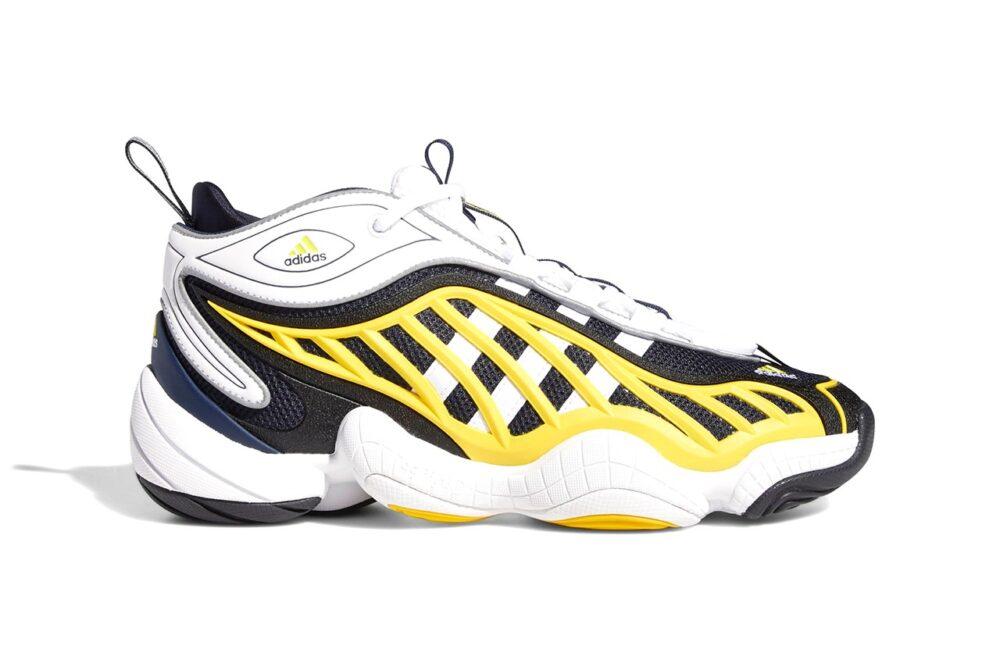 Adidas Originals углубляется в архивы FYW и возрождает баскетбольные кроссовки Intimidation