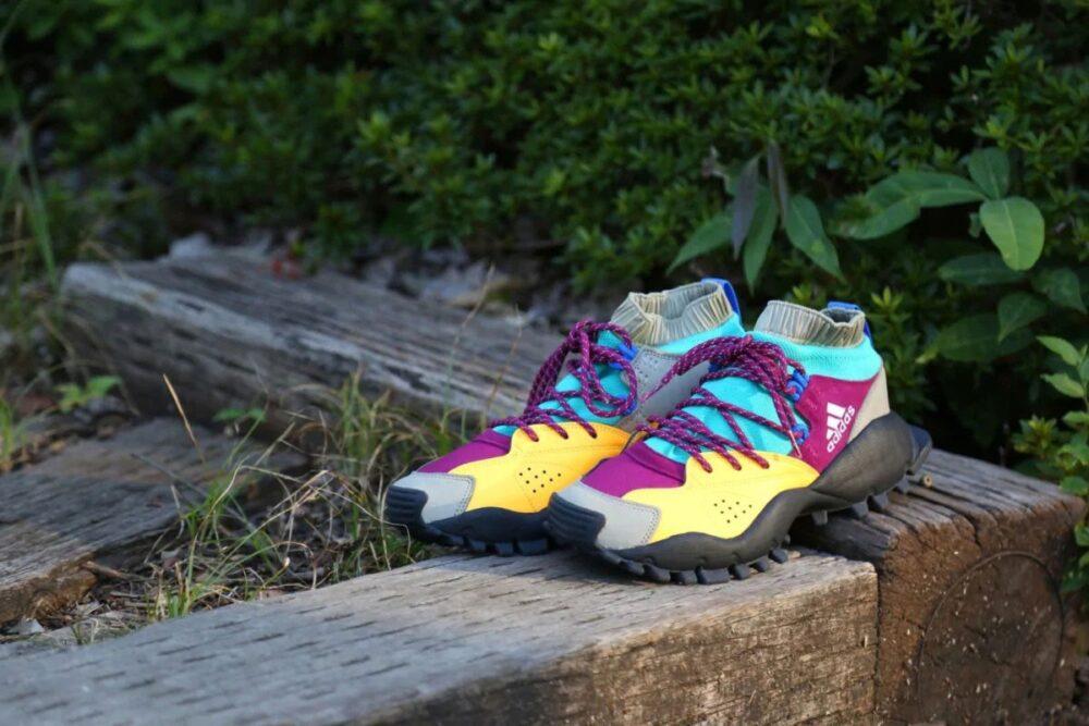 Кроссовки Adidas Seeulater Trail Runner. Возрождение беговой модели по пересеченной местности