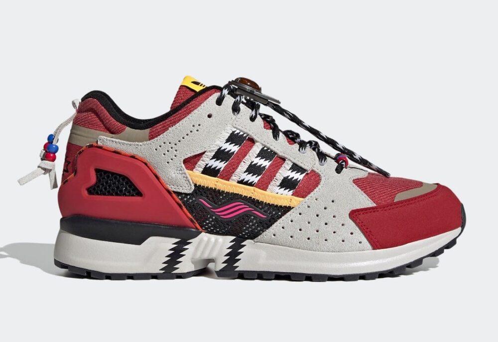Adidas отметит месяц наследия коренных индейцев с моделью ZX 10000