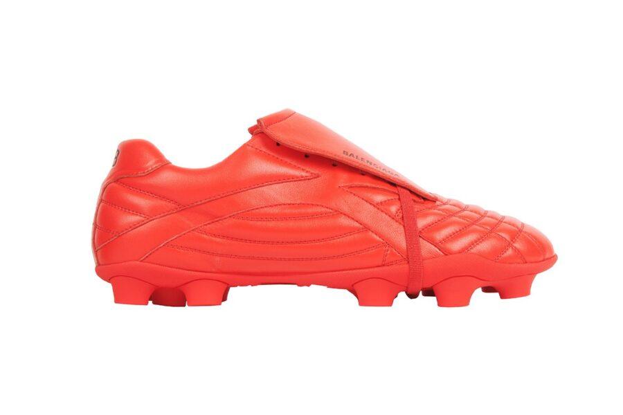 Кроссовки Balenciaga «Soccer», напоминающие футбольные бутсы