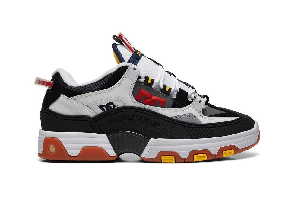 Doublet и DC Shoes создали гибридные кроссовки из OG Lynx, Kalis и Legacy