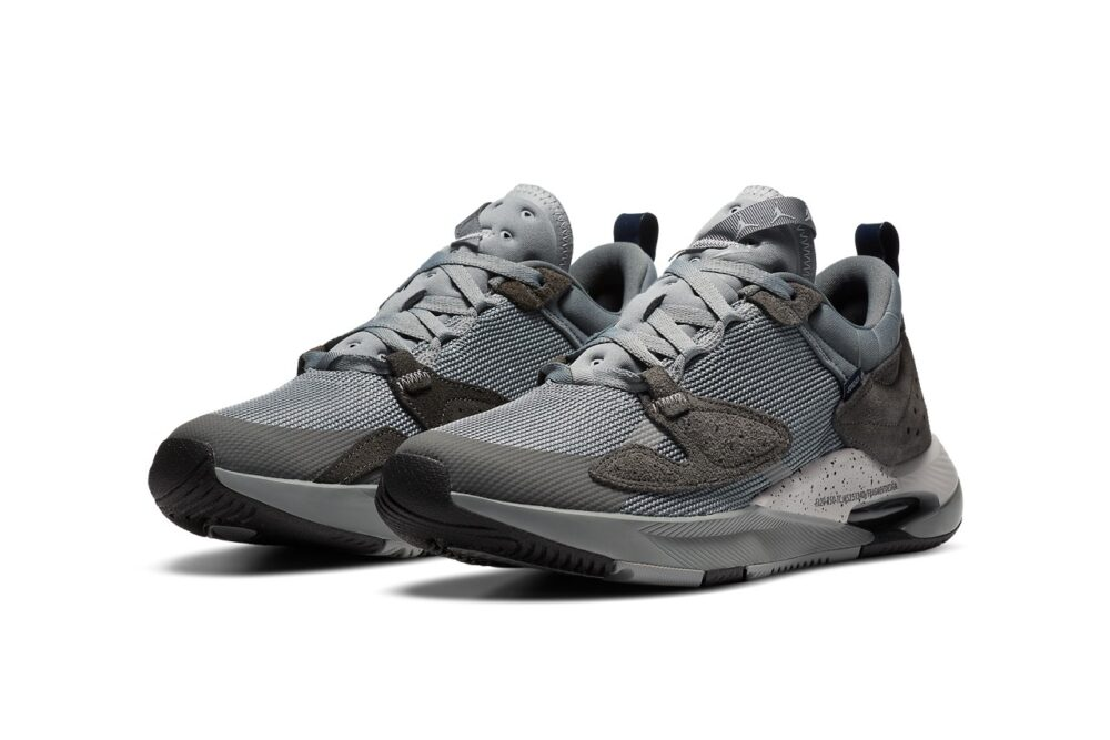 Официальные фото кроссовок Jordan Air Cadence SP совместно с fragment design