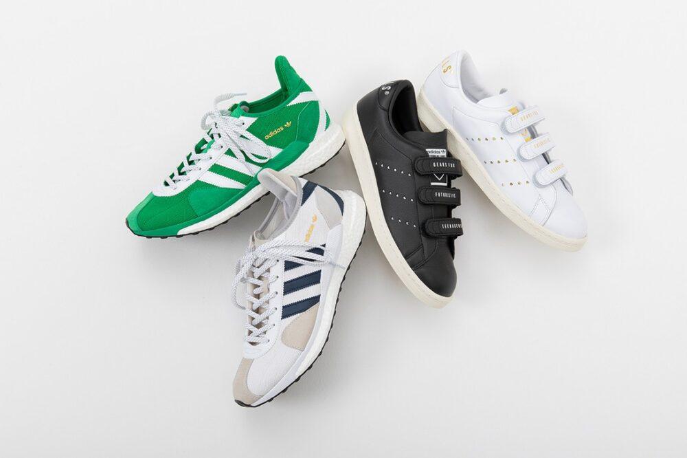 HUMAN MADE и adidas Originals представили кроссовки Tokio Solar HM и UNOFCL