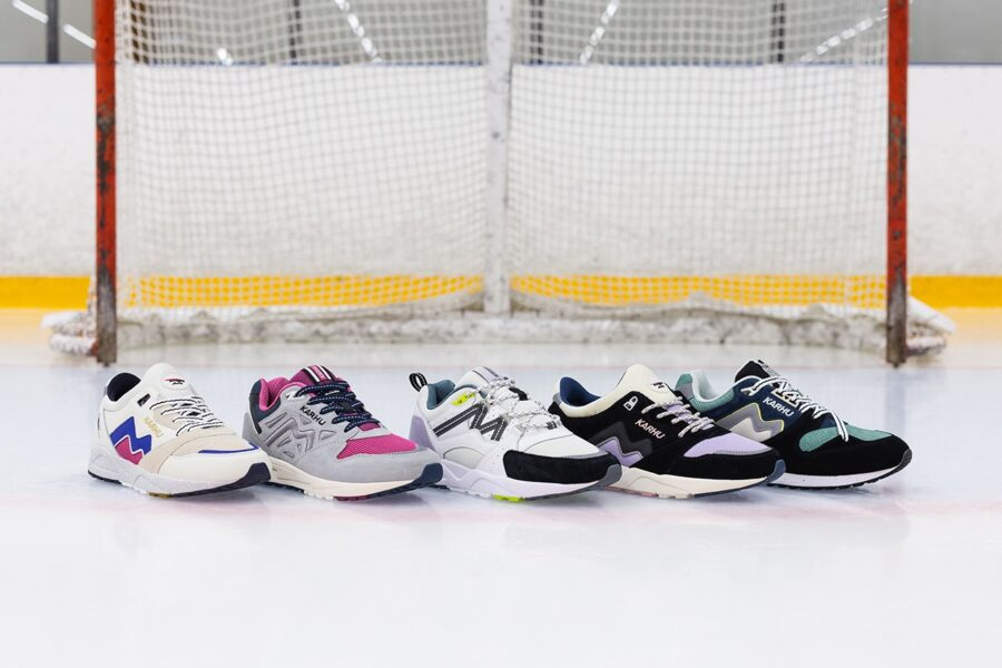 "Karhu подготовил серию кроссовок Aria 95s, Fusion 2.0, Legacy 96 и Synchron Classic ""Hockey"""