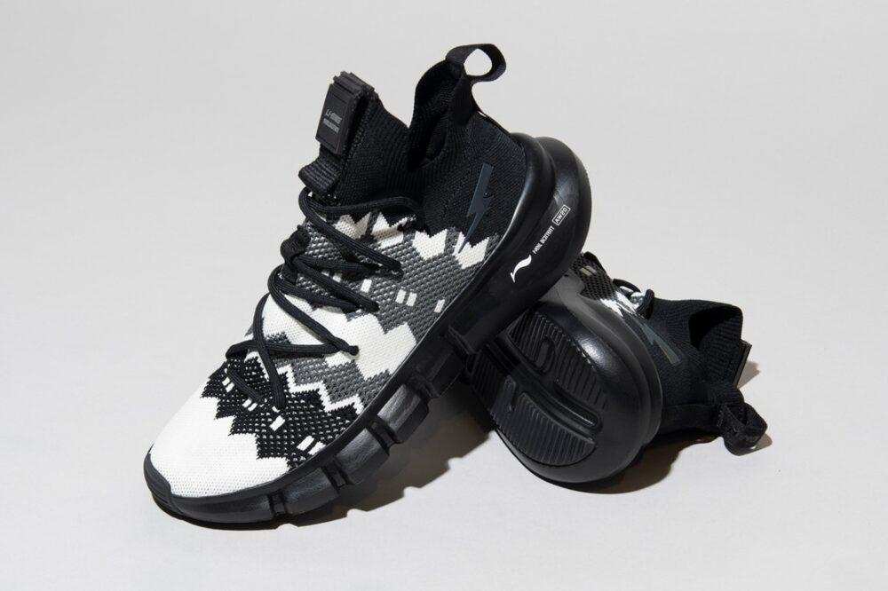 Neil Barrett создал 5 цветовых решений для кроссовок Li-Ning ESSENCE