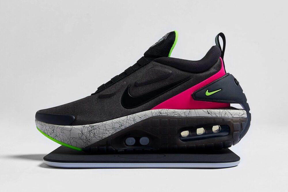 """Nike Adapt Auto Max """"Life Lime"""". Самая яркая расцветка этих стильных кроссовок с автоматической шнуровкой"""