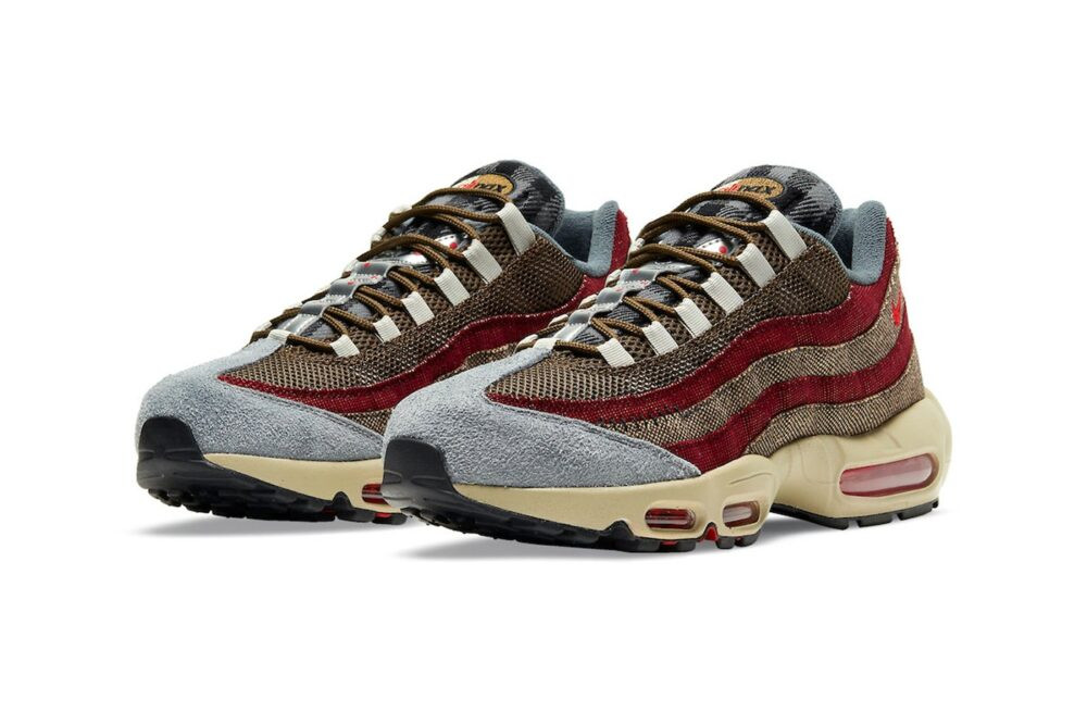 Кроссовки Nike Air Max 95 «Freddy Krueger». Очередной выпуск на Хэллоуин