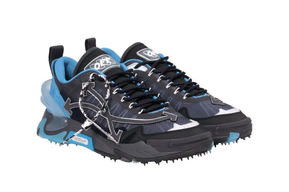 Off-White ™ представляет новые кроссовки ODSY-2000 с воплощением эстетики трейл-раннера