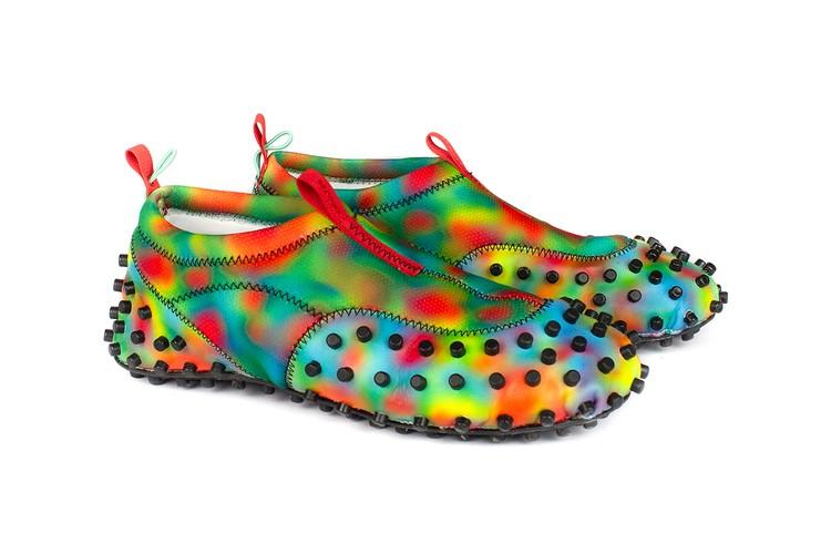 SUNNEI 1000CHIODI - обувь будущего из технической ткани и кожи