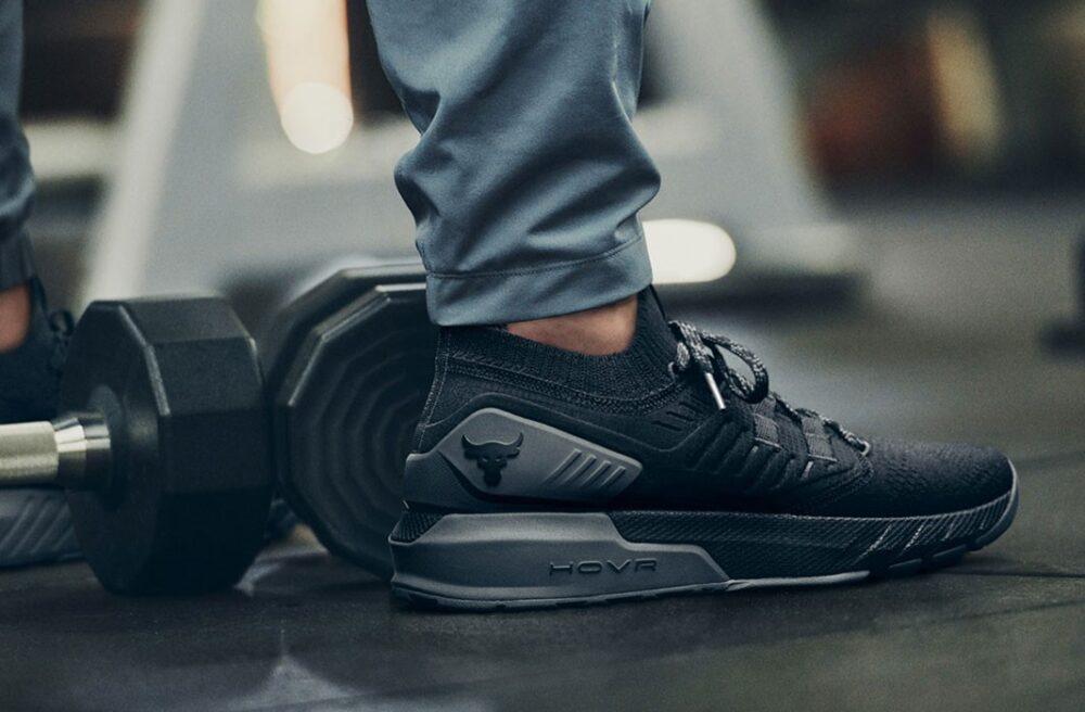 Дуэйн Джонсон и Under Armour Power представили кроссовки Project Rock 3. Фирменная модель для самой тяжелой становой тягой