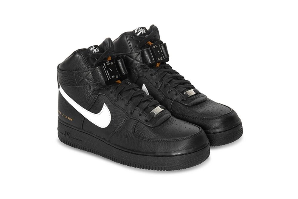 Дата выхода 1017 ALYX 9SM x Nike Air Force 1