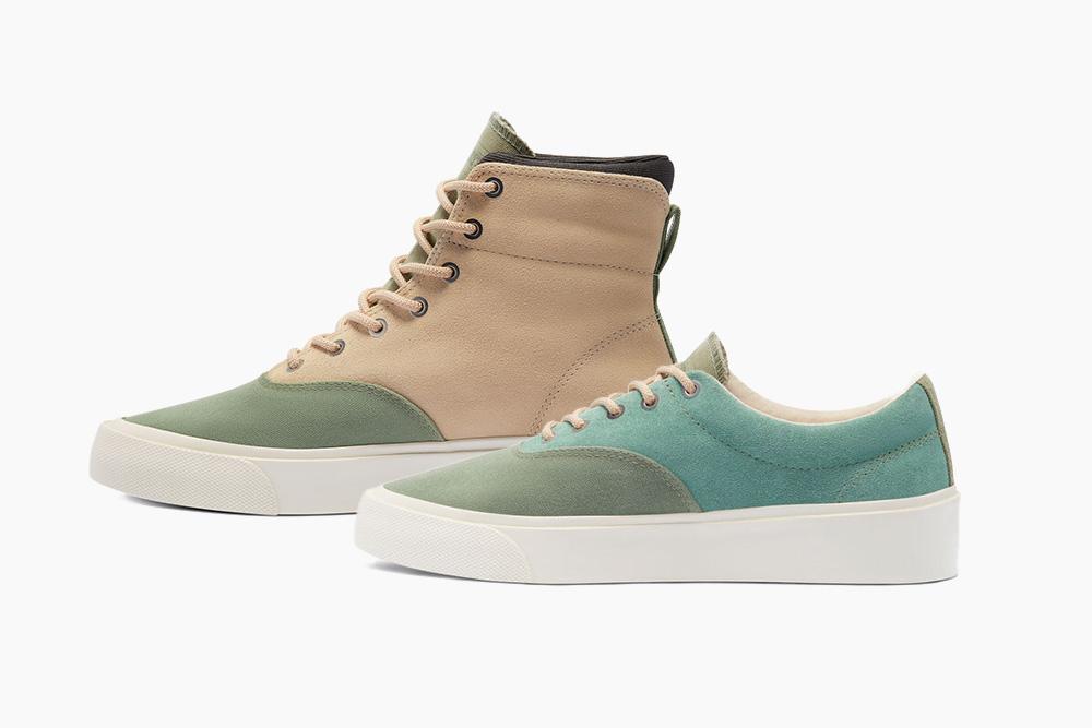Converse возрождает классические кроссовки Skidgrip