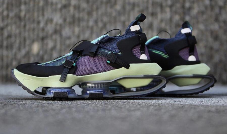 "Новый цвет кроссовок Nike ISPA Road Warrior ""Clear Jade"""
