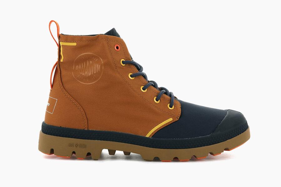 Коллекция обуви Palladium Earth из органических и переработанных материалов