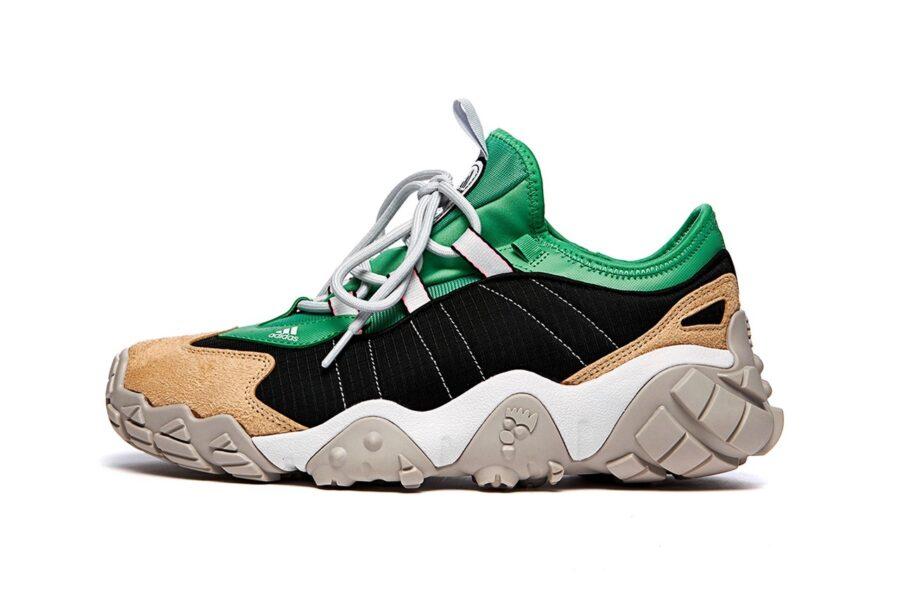 Кроссовки Adidas Consortium FYW Secant на основе архивных моделей Trail и EQT Heritage
