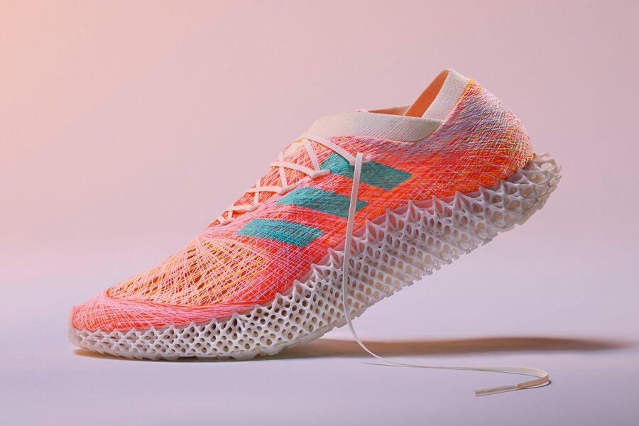 Adidas создает будущее кроссовок с технологией Futurecraft STRUNG