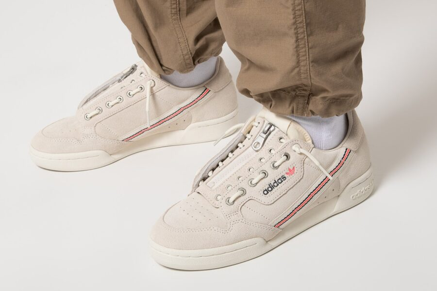 Adidas Originals выпустил Continental 80 с новым дизайном
