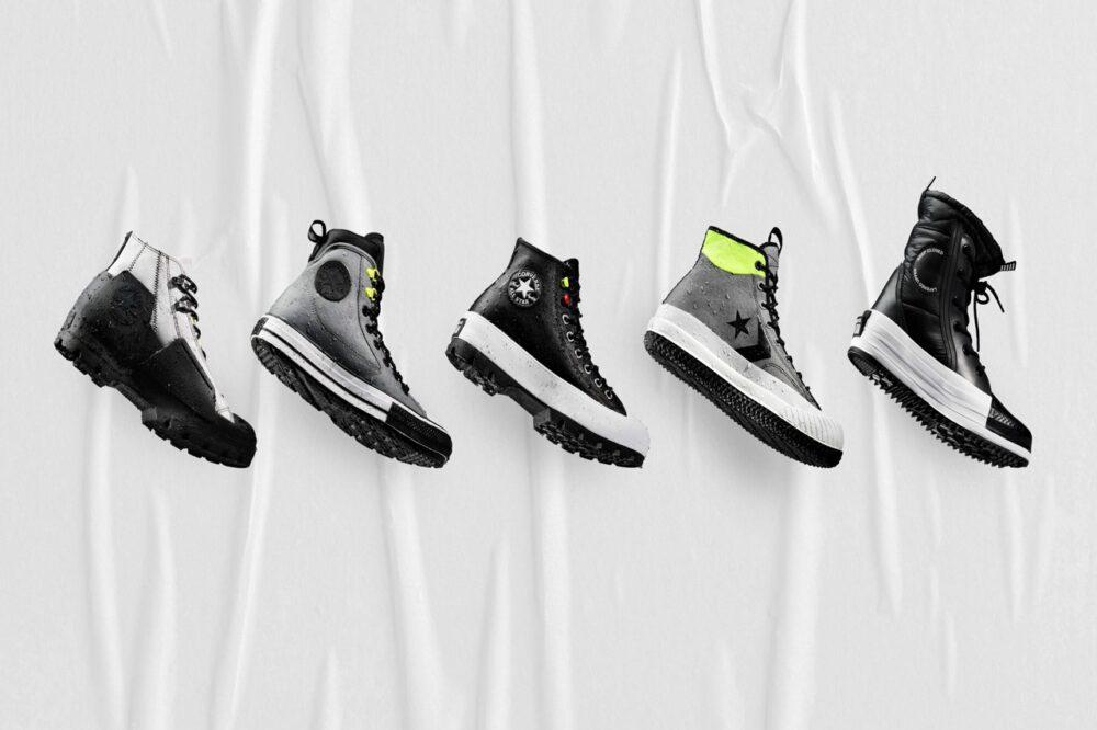 Converse представила зимнюю коллекцию обуви Utility Holiday 2020