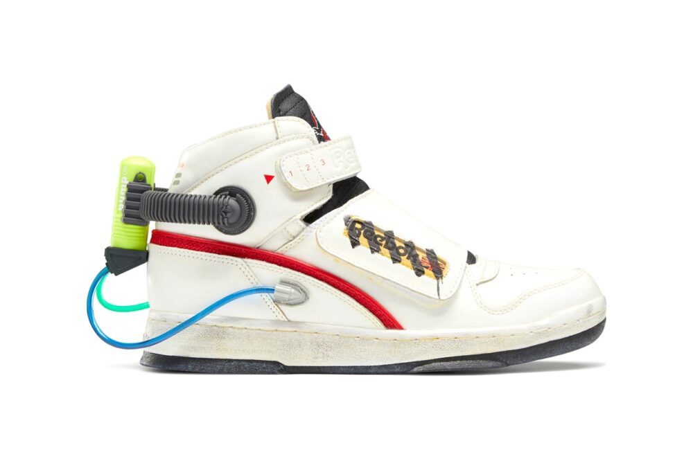 Ghostbusters & Reebok представили 2 пары кроссовок Ghost Smashers и Classic Leather