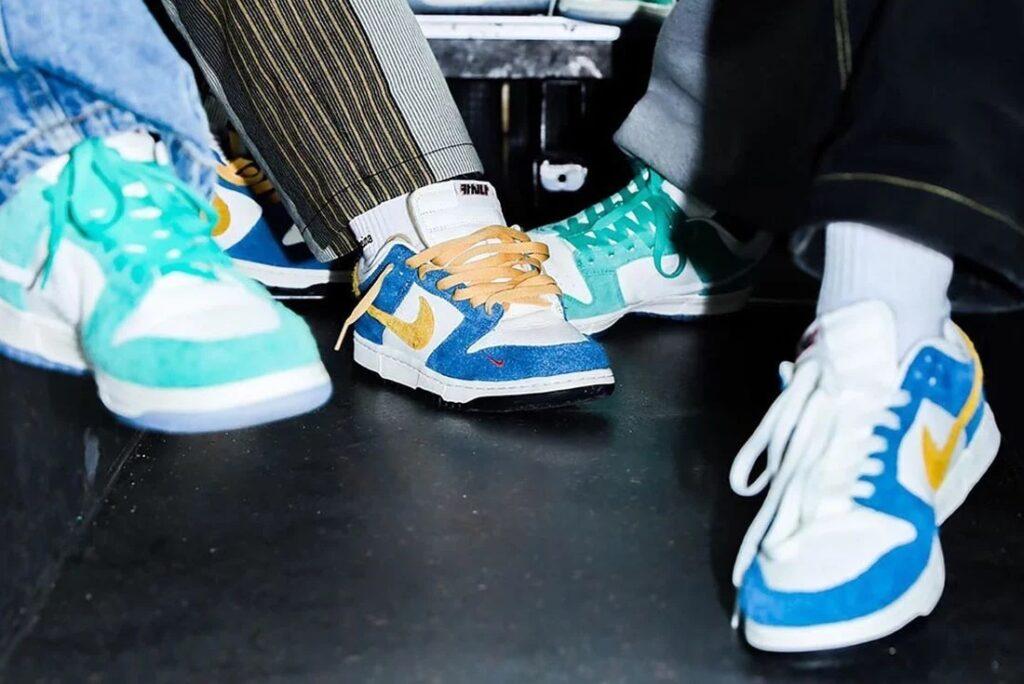 Kasina & Nike Dunk Low