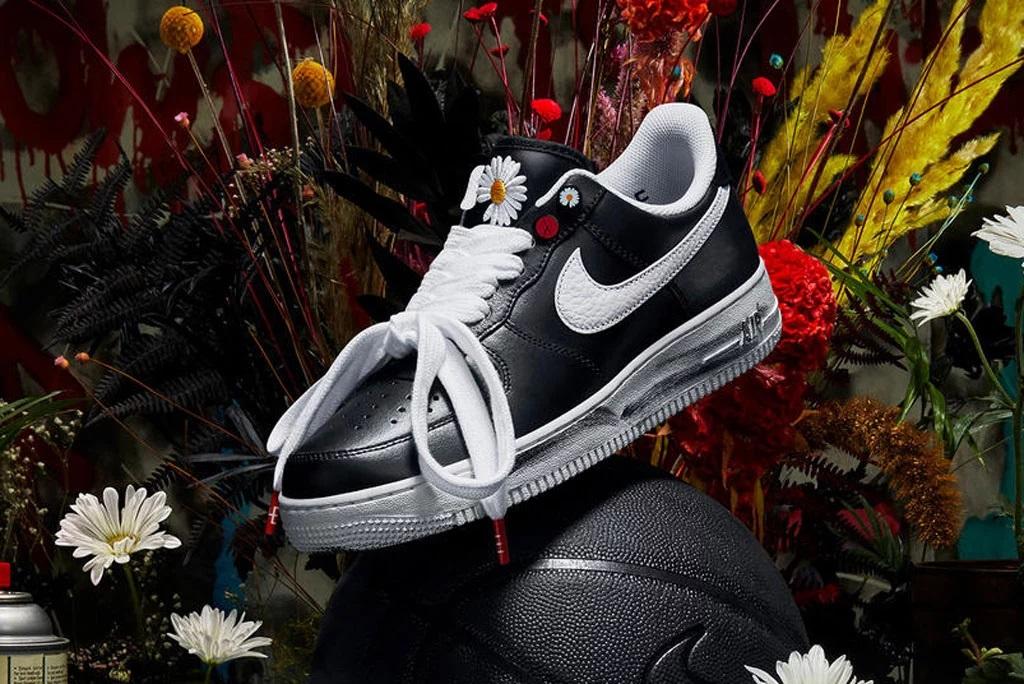 PEACEMINUSONE x Nike Air Force 1 'Para-Noise'