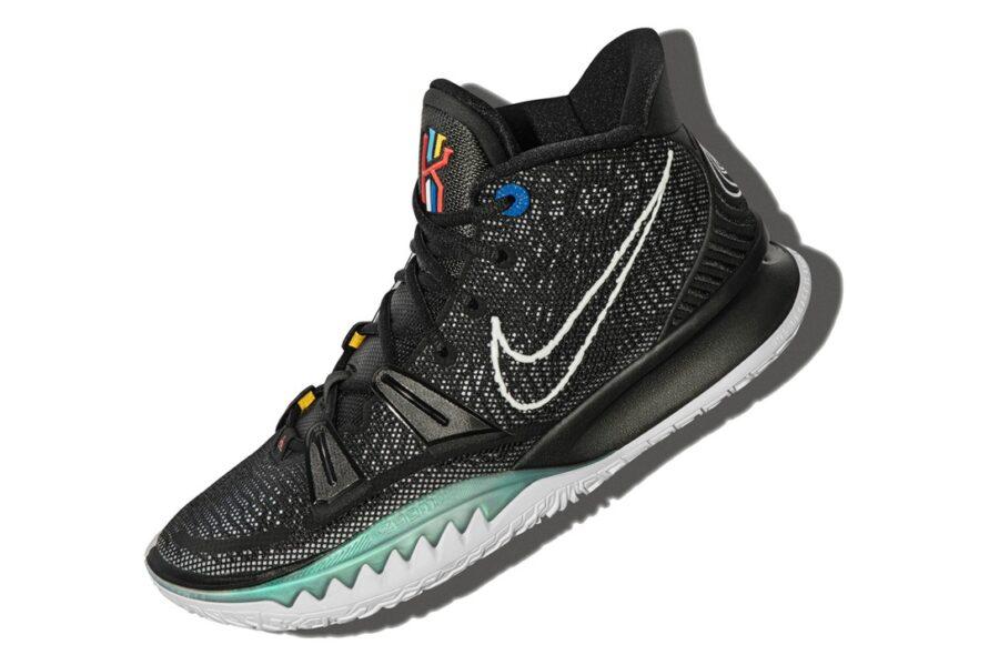 Кроссовки Nike Kyrie 7 - все подробности о выпуске седьмой версии для Кайри Ирвинга