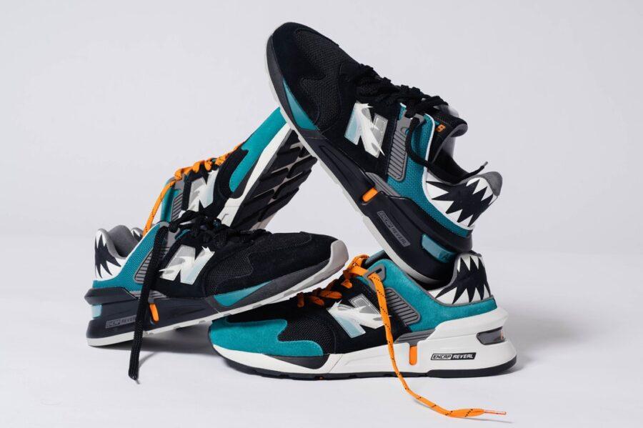 "Shoe Palace и New Balance подготовили кроссовки 997S ""Great White"""