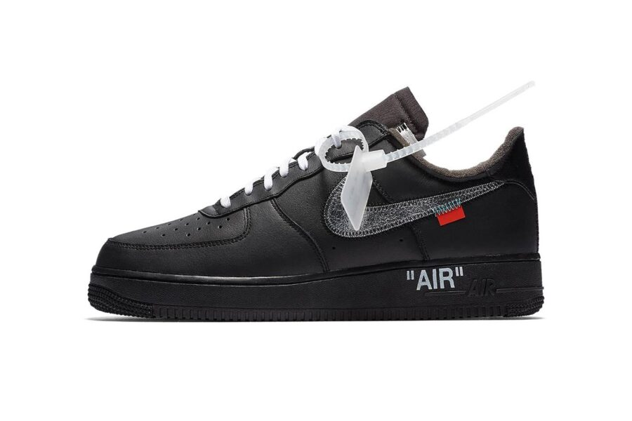Virgil Abloh показал Off-White & Nike Air Force 1 MoMA
