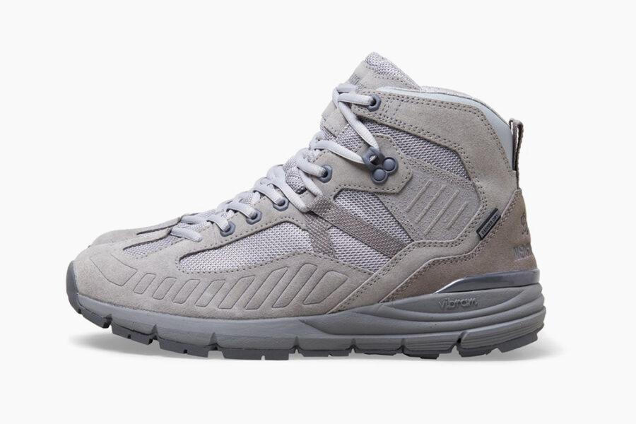 Кроссовки NEIGHBORHOOD & Danner в стиле туристических ботинок