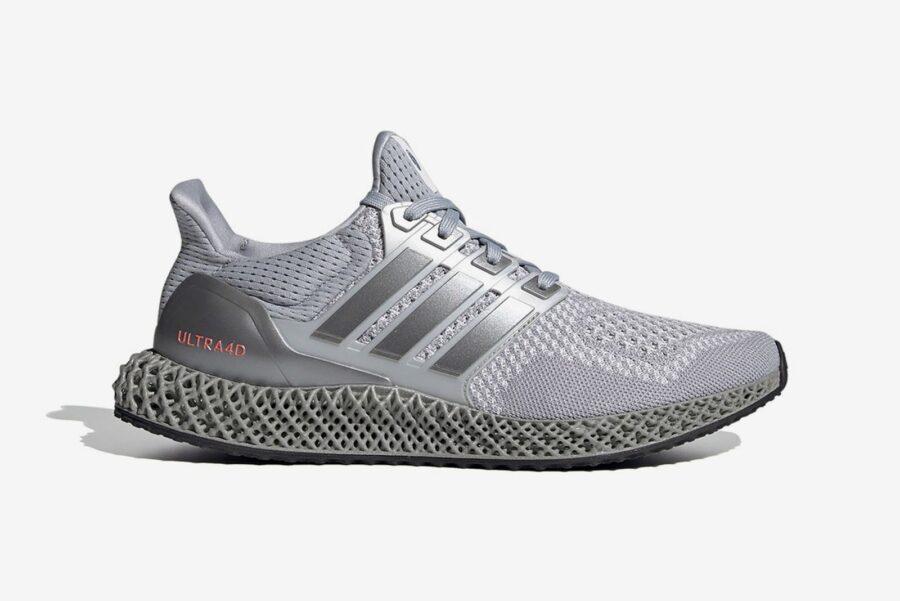 Кроссовки Adidas Ultra4D в партнерстве с NASA