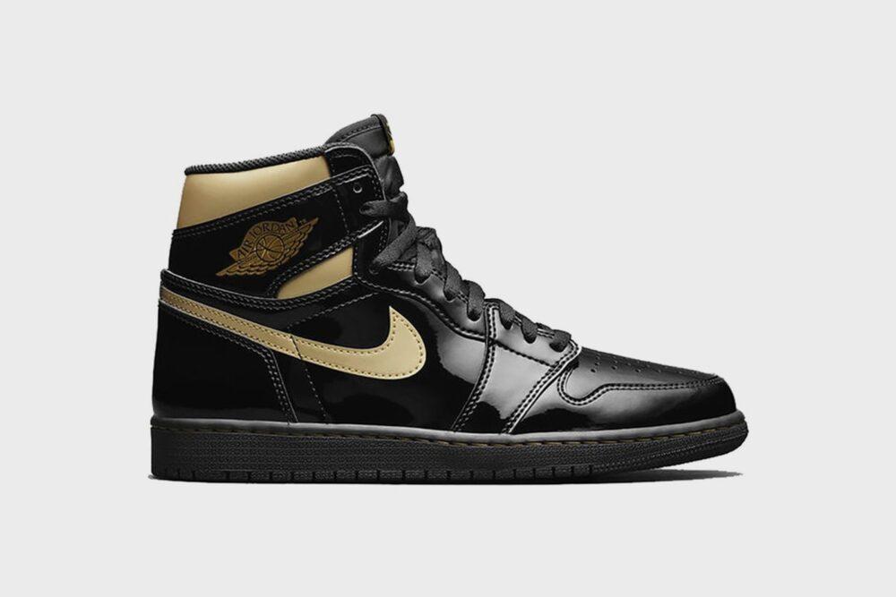 Nike Air Jordan 1 «Black Gold» появятся в ближайшие дни