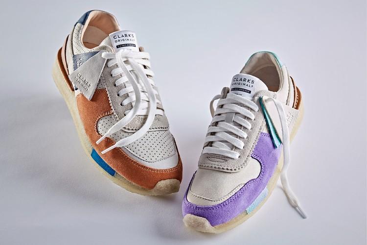 Clarks Originals представил новые кроссовки «Tor Run»