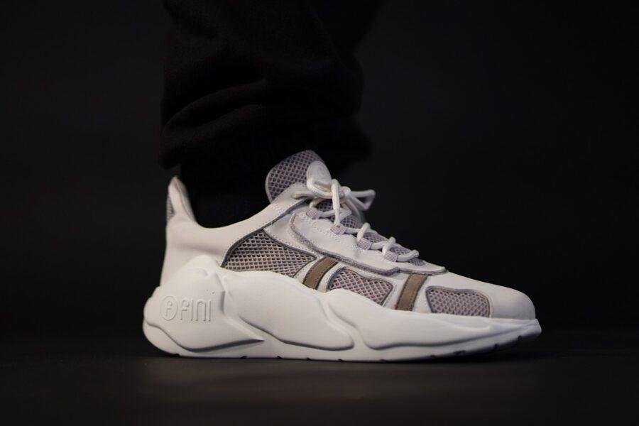 Кроссовки Fini Shoes из переработанной кожи
