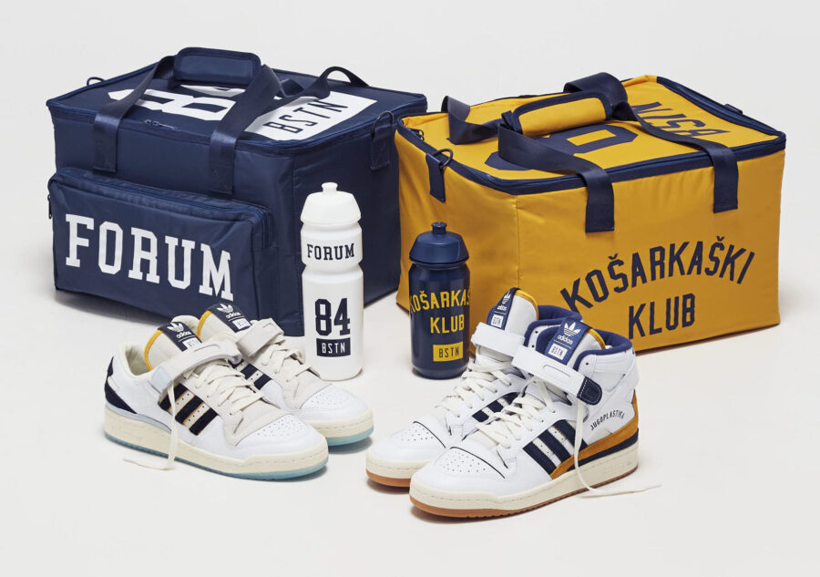 BSTN x Adidas Forum «Ćevape & Fries»