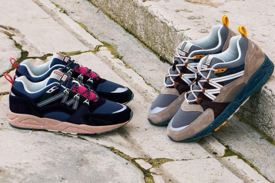 Karhu выпустил зимнюю коллекцию одежды и кроссовок Aria 95, Fusion 2.0 и Synchron