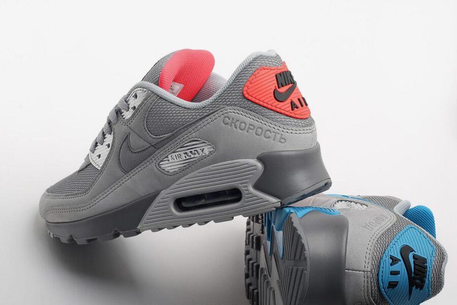 """Nike выпускает Air Max 90 """"Москва"""", вдохновленные историей и архитектурой города"""