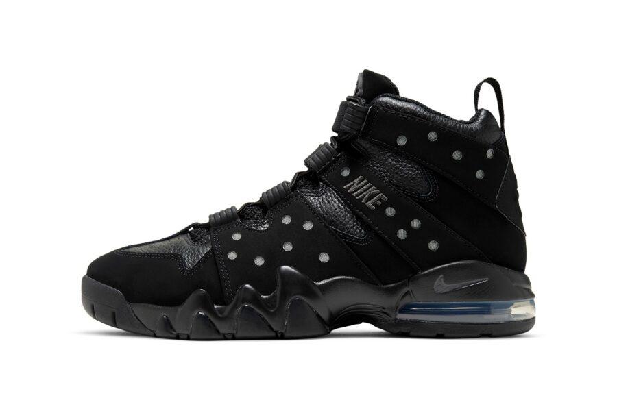 Именные кроссовки Nike Air Max2 CB '94 баскетболиста Charles Barkley