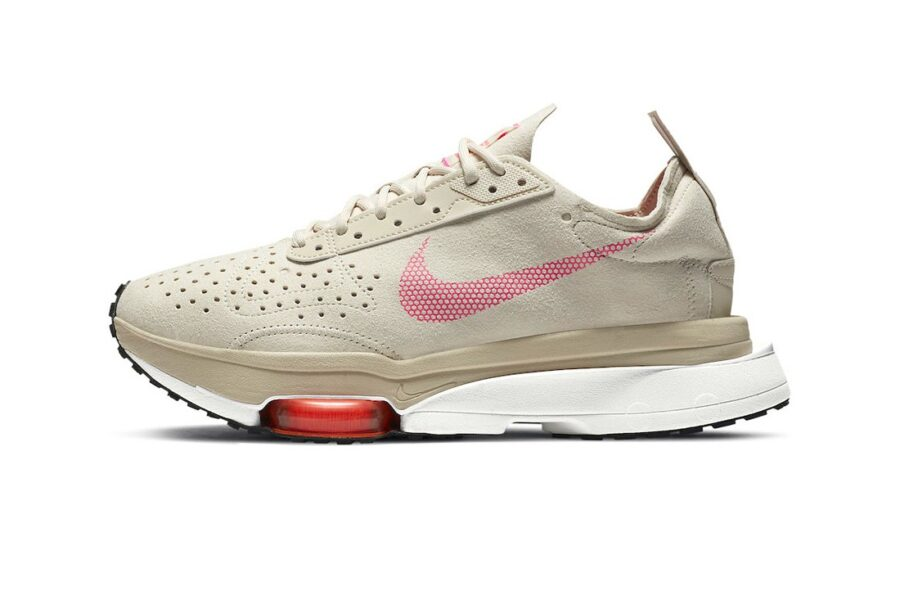 Кроссовки Nike Air Zoom Type в цвете «Light Orewood Brown»