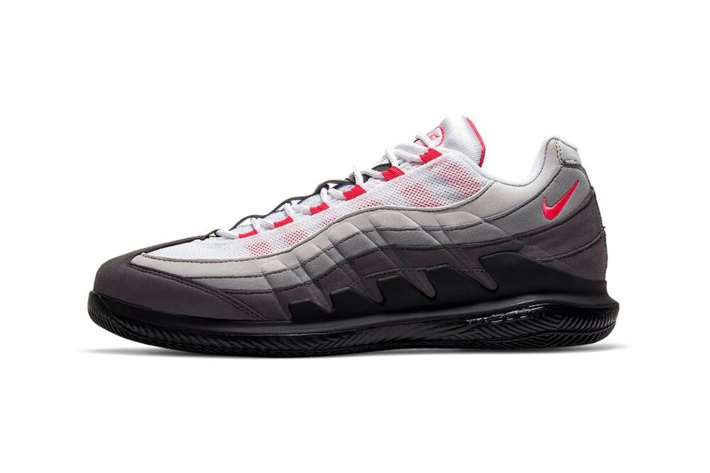Nike выпустили Air Max 95 для теннисного корта